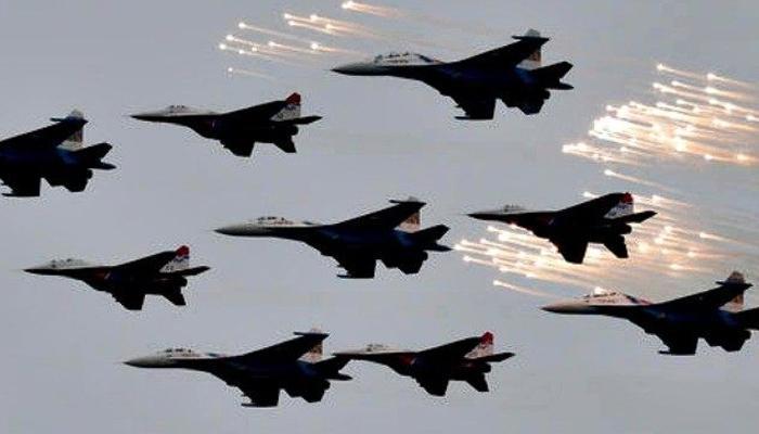 सीरियाई शहर में अमेरिकी गठबंधन का हवाई हमला, 23 की मौत