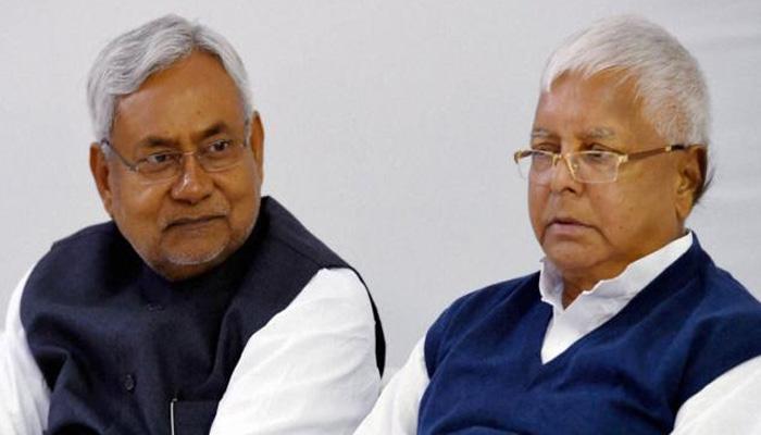 बिहार में टूट के कगार पर महागठबंधन! लालू ने कहा- BJP को नया एलायंस पार्टनर मुबारक