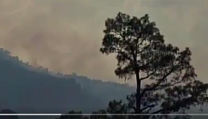 LoC के पास PAK की ओर से गोलाबारी, देखें वीडियो