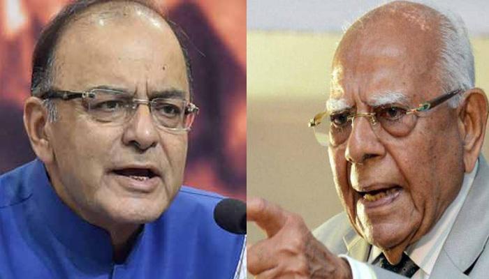 मानहानि मामला: जेठमलानी ने ₹10 करोड़ के दावे पर उठाया सवाल, जेटली बोले- केजरीवाल के ख़िलाफ़ आरोपों को बढ़ा दूंगा