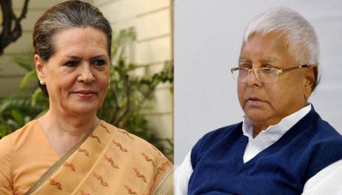राष्ट्रपति चुनावः सोनिया गांधी से फोन पर गुफ्तगू के बाद लालू यादव ने मायावती को टटोला
