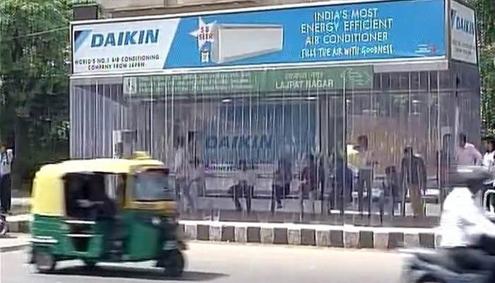 यहां बस का इंतजार में भी आता है मजा! दिल्ली को मिल गया पहला AC बस स्टॉप