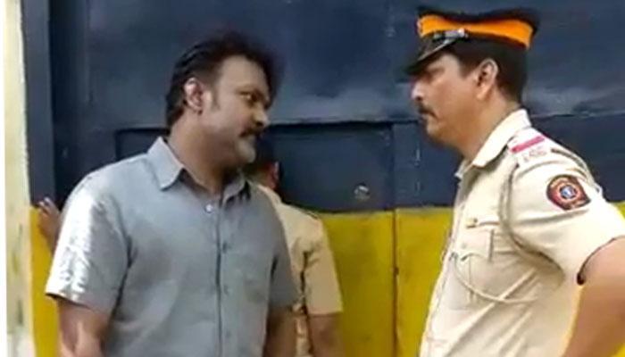 जेल में बंद महाराष्ट्र के MLA की पुलिस को धमकी, मैं कौन हूं तुम नहीं जानते VIDEO