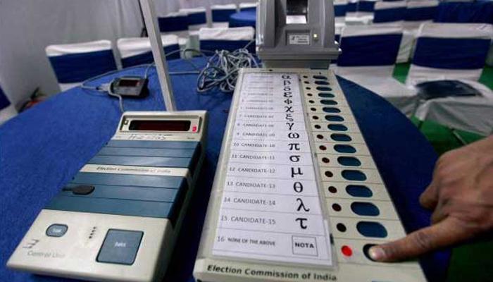 चुनाव आयोग ने कहा, 'चार घंटे देंगे, EVM हैक करके दिखाओ'