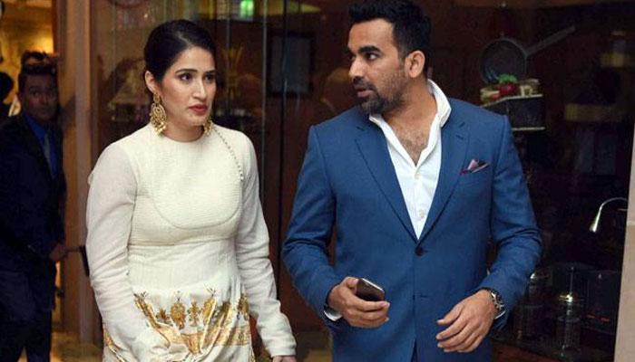 मंगेतर जहीर खान के बारे में आखिर ऐसा क्यों लिखा अभिनेत्री सागरिका घाटगे