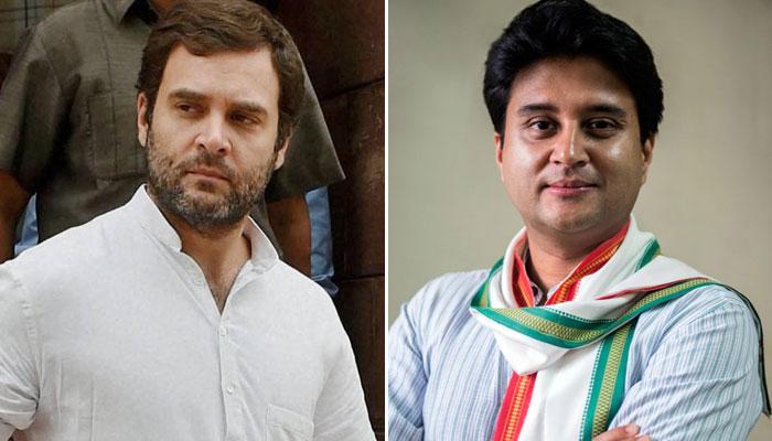 राहुल गांधी कर सकते हैं मोदी की बराबरी, 2019 में कांग्रेस बनाएगी केंद्र में सरकार: ज्योतिरादित्य