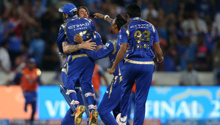 आईपीएल-10 में मुंबई की ख़िताबी जीत को तेंदुलकर ने बताया 'शानदार'