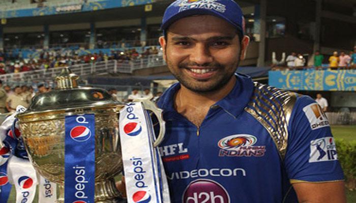 IPL 10 : मैच जीतने के साथ इस मुकाबले में भी धोनी से आगे निकले रोहित शर्मा