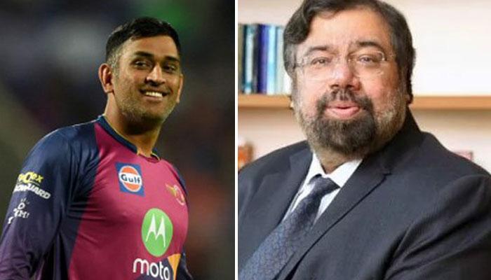 IPL Final : हर्ष गोयनका ने धोनी-स्मिथ को बताया 'जय-वीरू', हार के बाद माही के फैंस ने उड़ाया मजाक