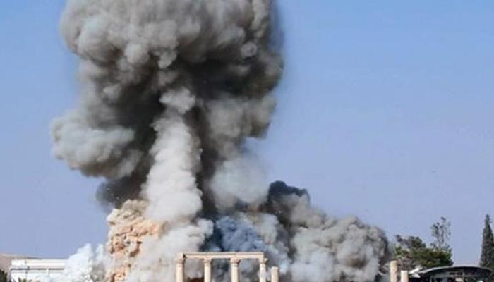 सीरिया में अहरार अल-शाम विद्रोही समूह के सैन्य ठिकानों पर हमला, 21 लड़ाकों की मौत