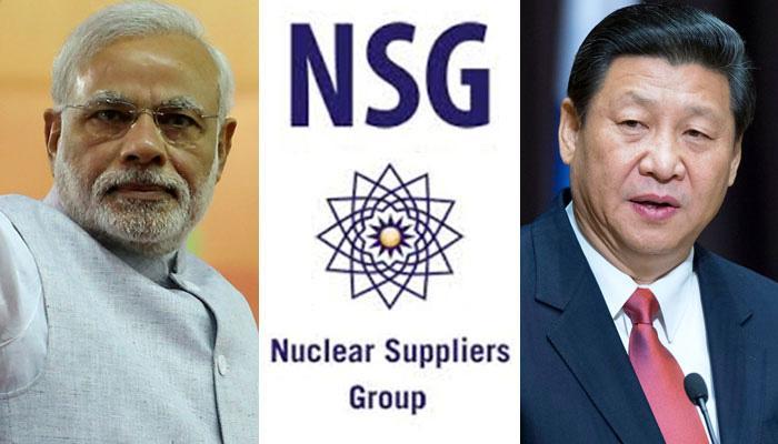 भारत की एनएसजी सदस्यता की राह में चीन फिर अटकाएगा रोड़ा