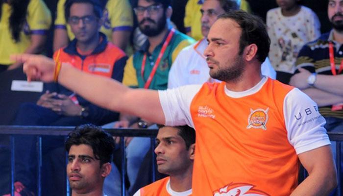 प्रो कबड्डी लीग-5 नीलामी: नई टीम यूपी ने नितिन को रिकॉर्ड ₹93 लाख में खरीदा, मंजीत चिल्लर को पछाड़ा