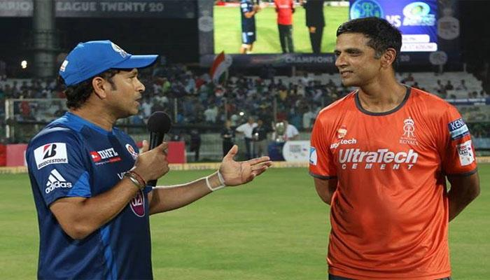 IPL में सबसे ज्यादा सैलरी पाते हैं मुंबई के मेंटर सचिन तेंदुलकर, राहुल द्रविड़ हैं नंबर 2 पर