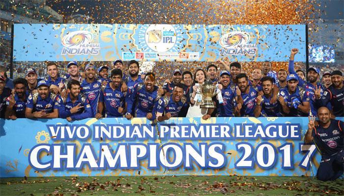 WWE रेसलर्स भी हैं मुंबई इंडियंस के फैन, IPL-10 जीतने पर बधाई के साथ भेजा खास गिफ्ट