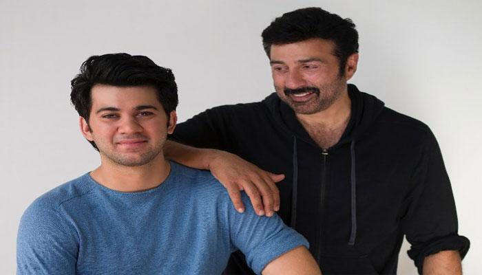 सनी देओल के बेटे करण ने फिल्मी दुनिया में रखा पहला कदम, सलमान-शाहरुख ने ऐसे किया स्वागत