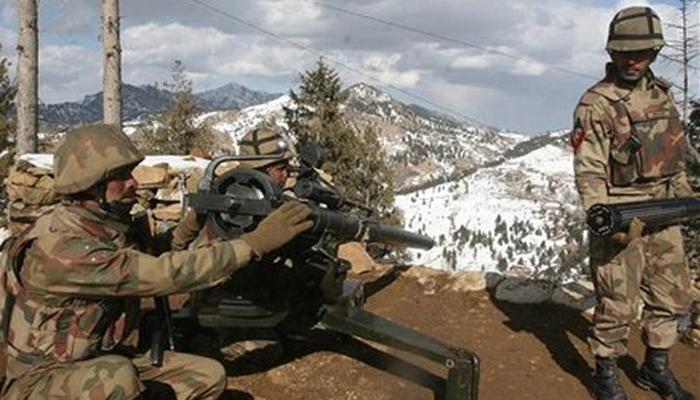 पाक सेना का ट्वीट, नौशेरा में चौकी ध्वस्त करने का भारतीय सेना का दावा 'ग़लत'