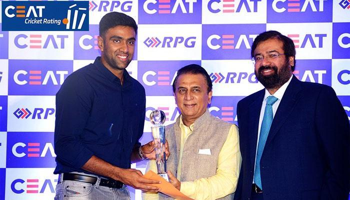 साल के सर्वश्रेष्ठ अंतरराष्ट्रीय क्रिकेटर चुने गए आर अश्विन
