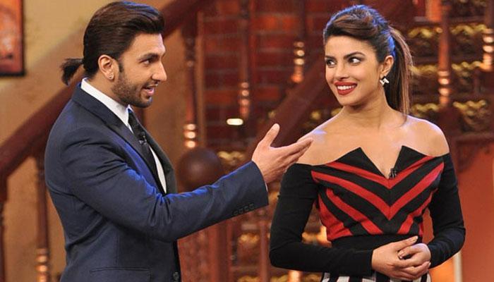 रणवीर सिंह को पसंद करती हैं प्रियंका चोपड़ा, कहा- बहुत क्यूट है