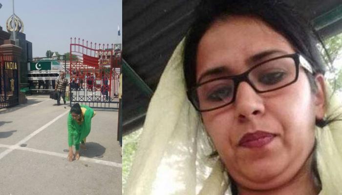 पाकिस्तान से वतन लौटीं उज्मा, सुषमा का ट्वीट- घर में तुम्हारा स्वागत है भारत की बेटी