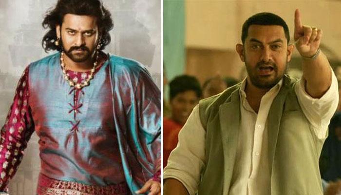 'बाहुबली-2' का रिकॉर्ड तोड़ने के लिए तैयार है आमिर की 'दंगल', राजमौली ने भी कस ली कमर