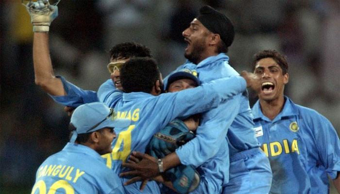 VIDEO : यादें कर लीजिए ताजा, 2002 के सेमीफाइनल में दक्षिण अफ्रीका से इस रोमांचक अंदाज में जीता था भारत