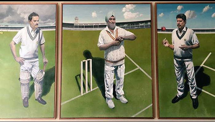 चैंपियंस ट्रॉफी : भारत के इन तीन महान क्रिकेटरों को लॉर्ड्स के मैदान में मिला ये खास सम्मान