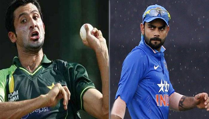 टक्कर तो 4 जून को होगी, लेकिन इस पाकिस्तानी गेंदबाज ने अभी ही दे दी विराट कोहली को चुनौती