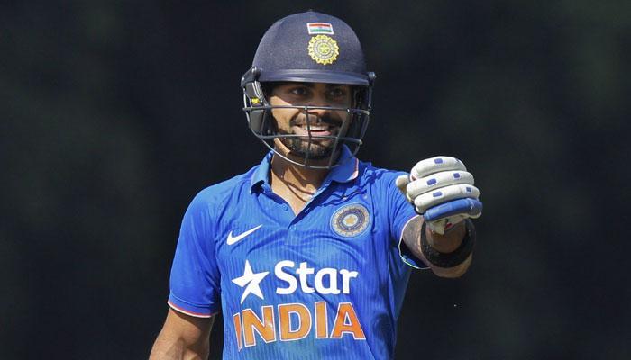 ICC ODI रैकिंग में कोहली शीर्ष 10 में अकेले भारतीय, एबी डिविलियर्स नंबर वन पर कायम