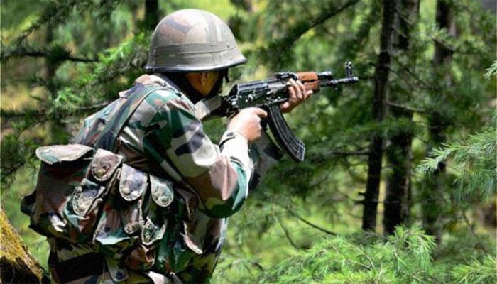 कश्मीर में 48 घंटे में घुसपैठ की चार कोशिशें नाकाम की, 7आतंकवादी ढेर