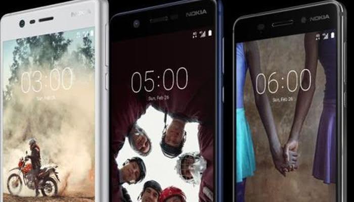 नोकिया ने एंड्रॉयड बेस्ड तीन स्मार्टफोन्स भारतीय बाजार में उतारे, कीमत 9,499 से शुरू