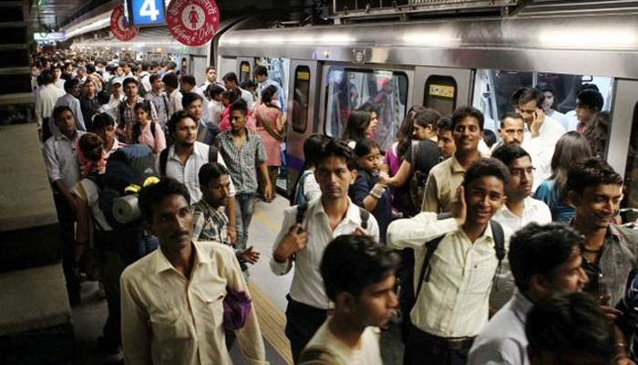 बाज की वजह से रुकी दिल्ली मेट्रो की ब्लू लाइन सर्विस, तीन घंटे बाद खुला नोएडा-वैशाली रूट