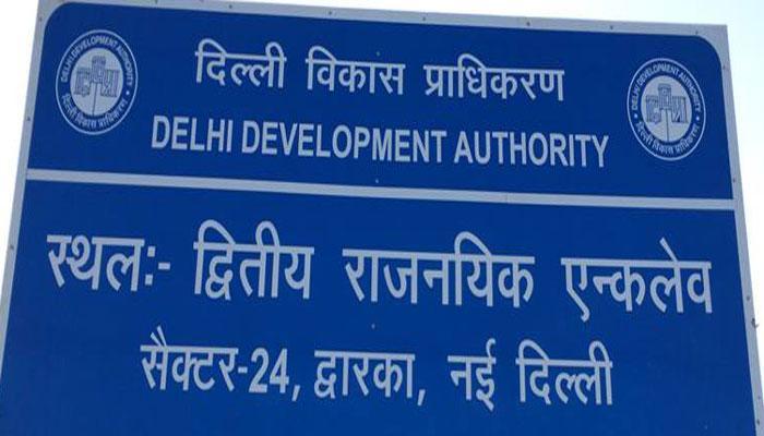 दिल्ली में बनने जा रहे दूसरे राजनयिक एनक्लेव के लिए जमीन भूमि एवं विकास कार्यालय को दी गई