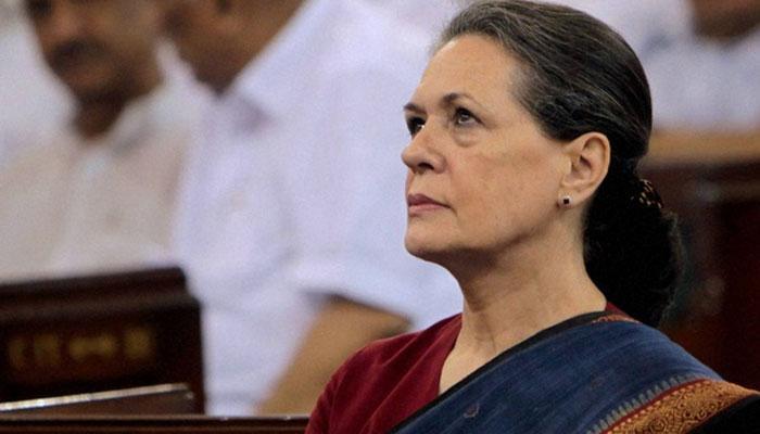 राष्ट्रपति चुनाव : सोनिया से मिले बीजेपी नेता, कांग्रेस ने कहा सरकार ने नहीं बताया उम्मीदवार का नाम