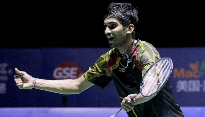 बैडमिंटन : इंडोनेशिया ओपन में वर्ल्ड के नंबर 1 खिलाड़ी को हरा फाइनल में पहुंचे श्रीकांत, प्रणय हुए बाहर