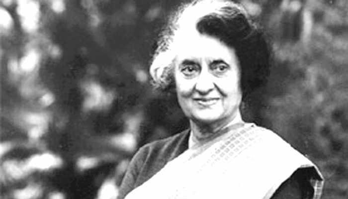 महात्मा गांधी के बाद इंदिरा सर्वाधिक लोकप्रिय नेता: पी चिदंबरम