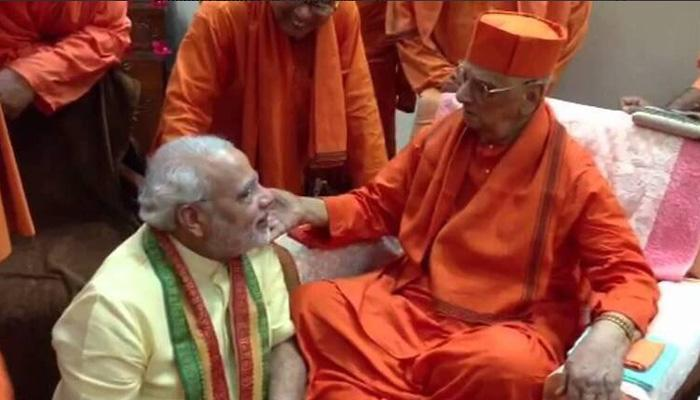 पीएम मोदी के आध्यात्मिक गुरु स्वामी आत्मस्थानंद महाराज का निधन, प्रधानमंत्री ने व्यक्तिगत नुकसान बताया