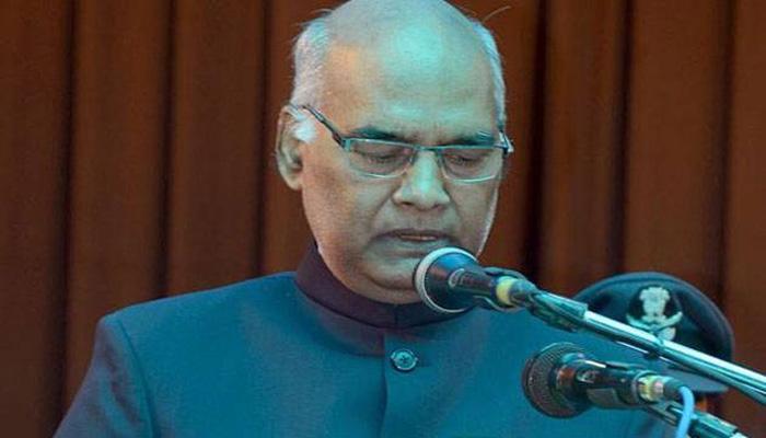 रामनाथ कोविंद : जानें कौन हैं एनडीए के राष्ट्रपति पद के उम्मीदवार