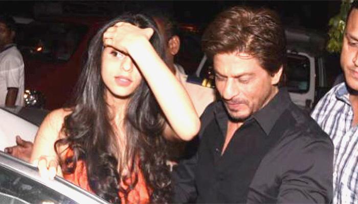 शाहरुख की बेटी सुहाना के 'स्टनिंग लुक' ने खींचा स्टारडम - See Pics