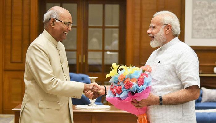 रामनाथ कोविंद बने एनडीए के राष्ट्रपति पद के उम्मीदवार, कांग्रेस, लेफ्ट समेत अन्य पार्टियां और मुख्यमंत्रियों ने दीं ये प्रतिक्रियाएं