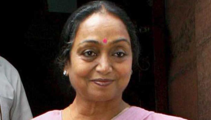 विपक्ष की राष्ट्रपति पद की उम्मीदवार मीरा कुमार: डिप्लोमेट से राजनेता तक