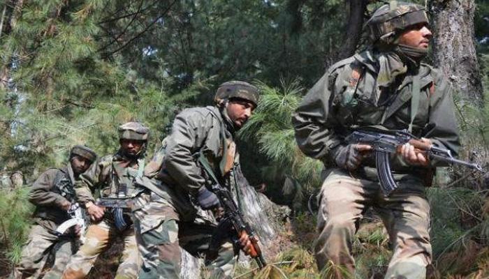 पाकिस्तानी सैनिकों ने भारतीय सीमा में घुसकर किया हमला, दो जवान शहीद, मारा गया एक हमलावर