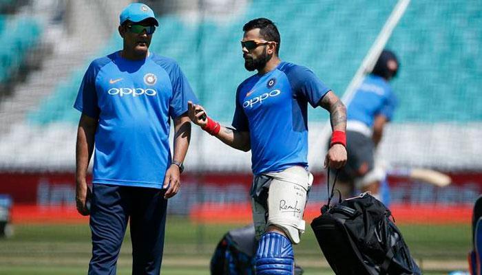 India vs West Indies 2017: कोच कुंबले के बिना ही इंडीज से भिड़ेगी 'विराट सेना'