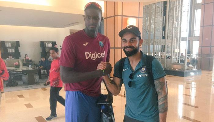 पोर्ट ऑफ स्पेनः भारत-वेस्टइंडीज पहला वनडे, यहां देखें LIVE मैच