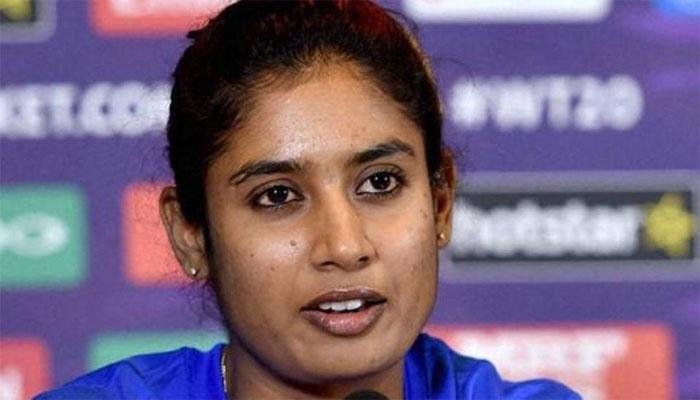 मिताली राज ने पत्रकार से पूछा, क्या आप पुरुष क्रिकेट खिलाड़ियों से भी यही सवाल करते हैं?