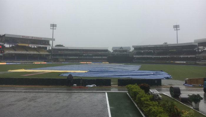 भारत के अच्छे प्रदर्शन के बीच, बारिश ने धोया भारत-वेस्टइंडीज का पहला वनडे