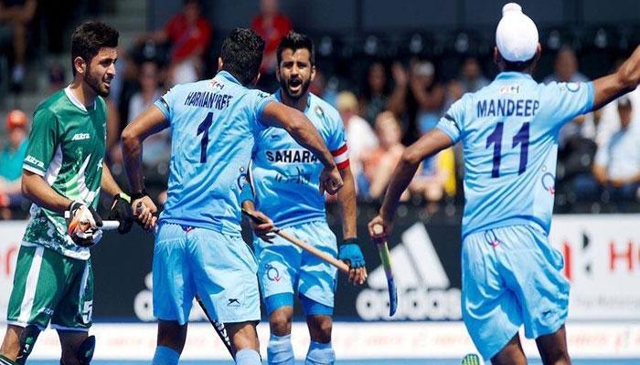 वर्ल्ड हॉकी लीग : पाकिस्तान से मुकाबले में एक बार फिर आत्मविश्वास के साथ उतरेगा भारत