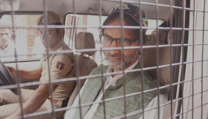 ईद से पहले सुरक्षा के मद्देनज़र श्रीनगर में यासीन मलिक गिरफ्तार