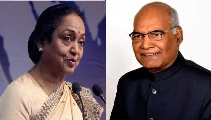 राष्ट्रपति चुनाव: रामनाथ कोविंद बनाम मीरा कुमार, बिहार से गुज़रेगा रायसीना हिल्स जाने का रास्ता