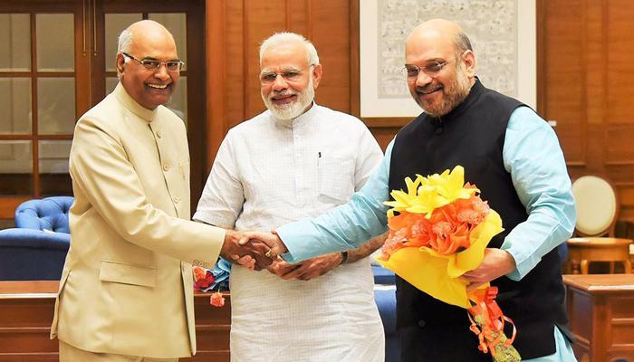 राष्ट्रपति चुनाव: उत्तर प्रदेश में तैयारियां शुरू, कोविंद समर्थन के लिए 25 जून को लखनऊ में