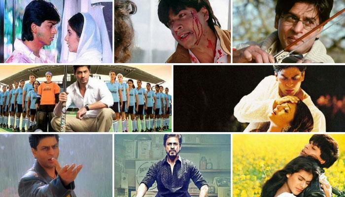 PICS : सिल्वर स्क्रीन पर शाहरुख खान के यादगार 25 साल